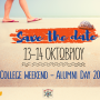 ALUMNI DAY 2018 – Save the Date!